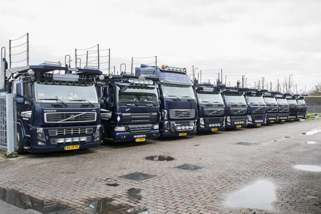Wagenpark - ATG Auto Transport